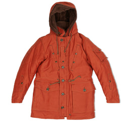 Freewheelers 1931027 Flight Deck Crew Coat (Dark Orange)