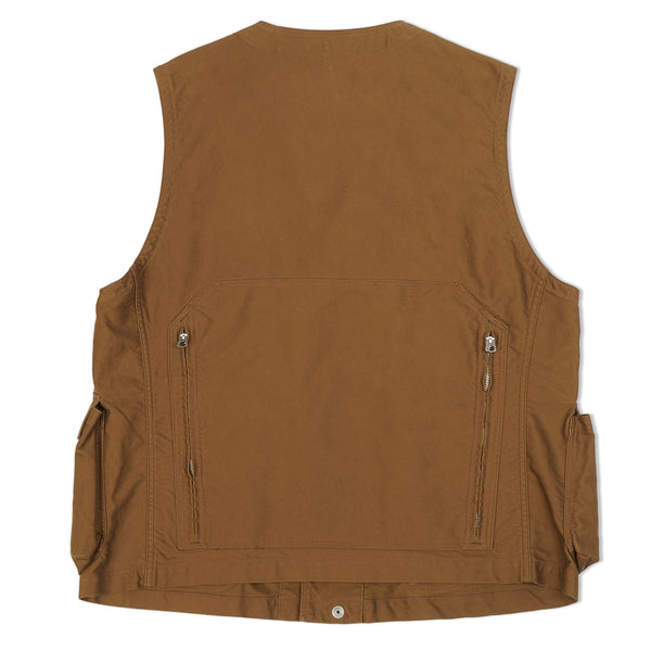 Freewheelers Wright Flyers Aviators Vest (Khaki)