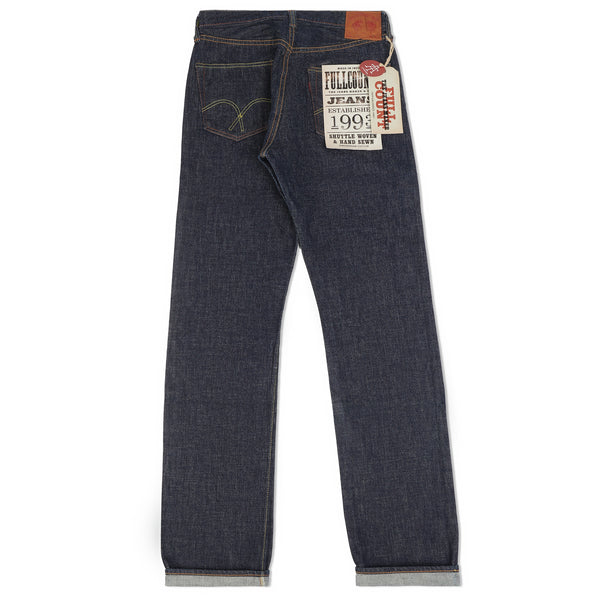 Full Count 1101W 13.75oz Regular Straight Jean (Washed)