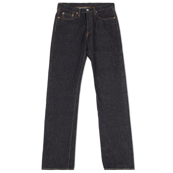 Full Count 1101XXW 15.5oz Regular Straight Jean (Washed)