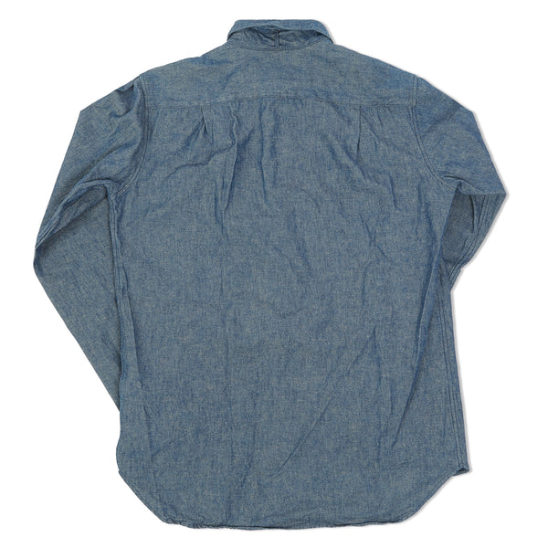 Gorouta 0208 Denim Chambray Shirt