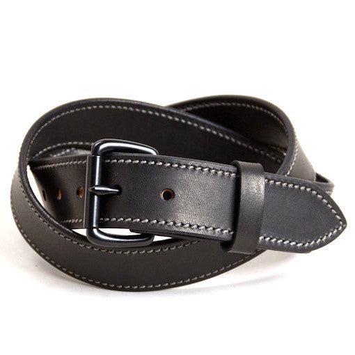 Tanner Goods Heritage Belt Black