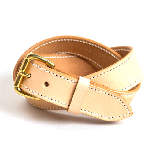 Tanner Goods Heritage Belt Natural