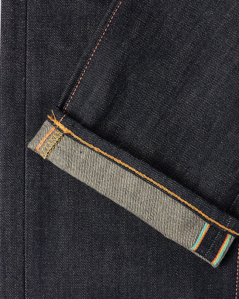 Edwin ED-55 63 Rainbow Selvage Regular Tapered Jean