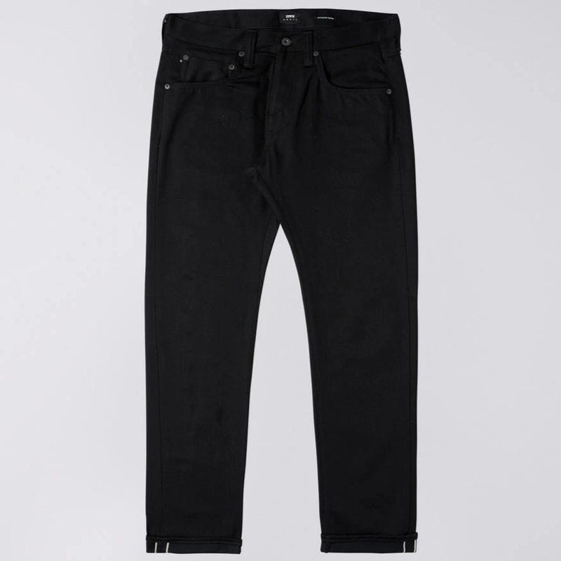 Edwin ED-55 Red Listed Black Selvage Jean