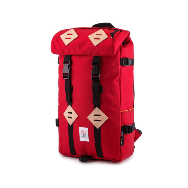 Topo Designs 22L Klettersack (Red)