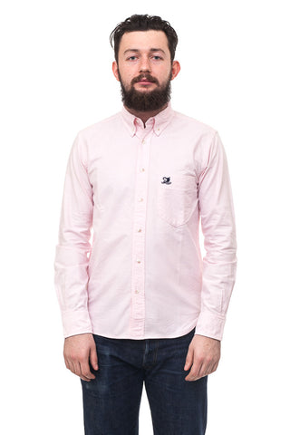 Studio D'artisan Oxford Shirt Pink