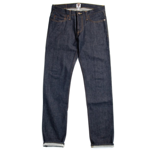 Tellason Ladbroke Grove 14.75OZ Slim Tapered Jean