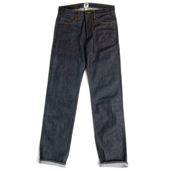 Tellason Sheffield 12.5OZ Loose Tapered Jean