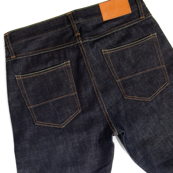 Tellason Elgin 14.75OZ Slim Tapered Jean