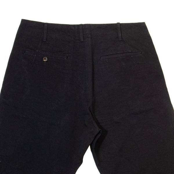 Spellbound 43-705T Loose Tapered Chino (Black)