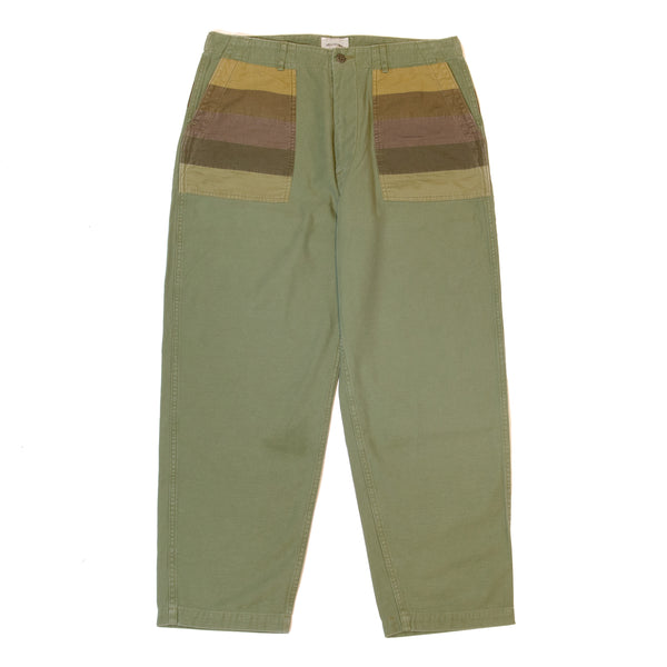 Spellbound 43-697T Fatigue Pant (Army Green)