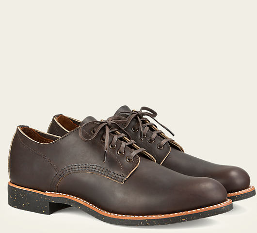 Red Wing 8044 Merchant Oxford Shoe (Ebony Harness)