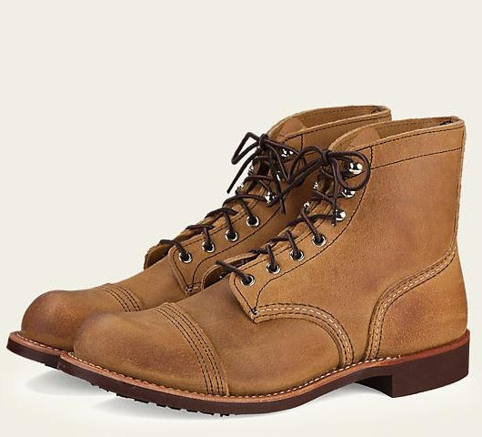 "Red Wing 8083 6"" Iron Ranger Boot (Hawthorne Muleskinner)"