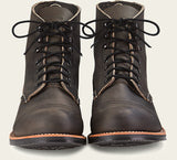 Red Wing 8086 Iron Ranger Boot (Charcoal Rough & Tough)
