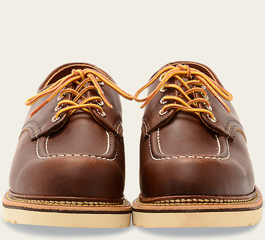 Red Wing 8109 Classic Oxford Shoe (Mahogany Oro-iginal)