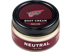 Red Wing Boot Cream (Neutral)