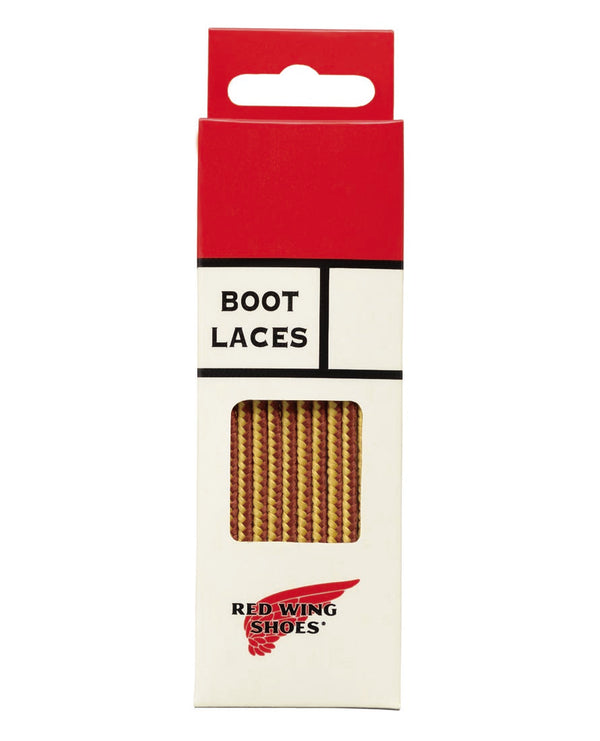Red Wing Taslan Laces (Tan/Gold)