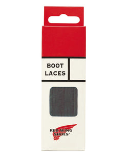 Red Wing Leather Laces (Black)