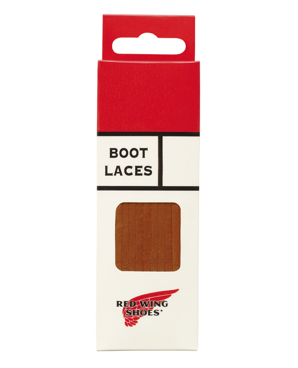 Red Wing Leather Laces (Chestnut)