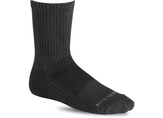 Red Wing Cushion Socks (Black)