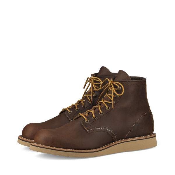 "Red Wing 2950 Rover 6"" Boot (Copper Rough & Tough)"