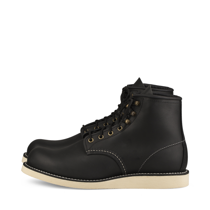 "Red Wing 2951 Rover 6"" Boot (Black Harness)"