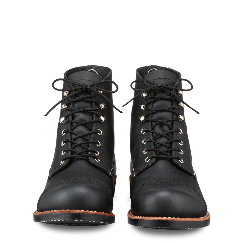 "Red Wing 8084 6"" Iron Ranger Boot (Black Harness)"