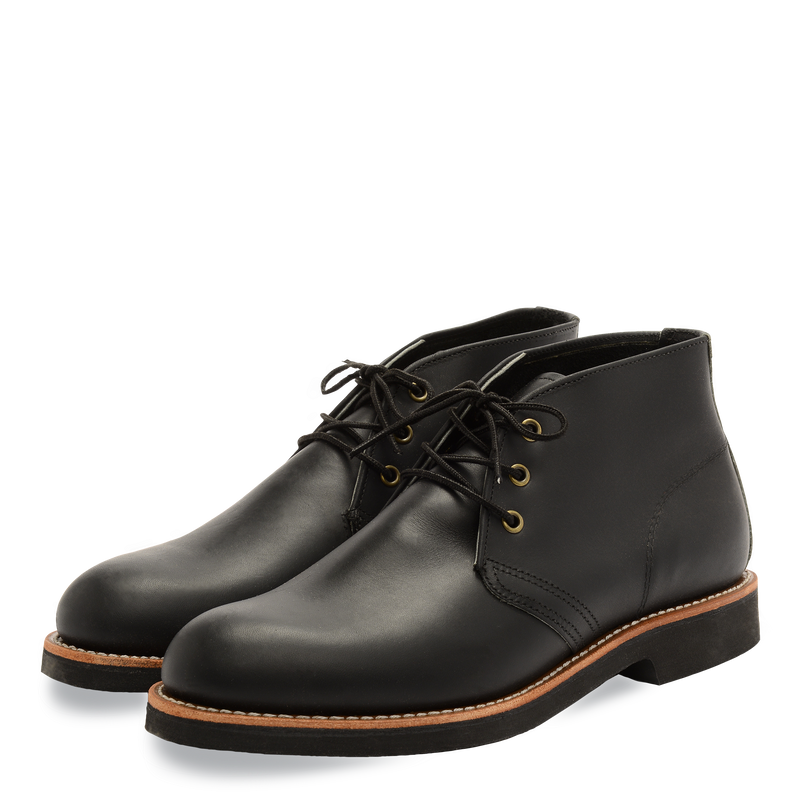 Red Wing 9216 Foreman Chukka Black Harness