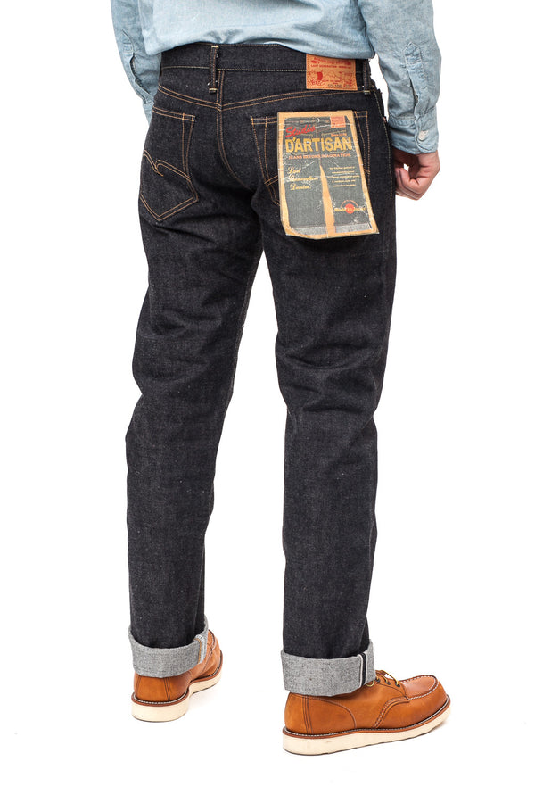 Studio D'artisan SD-106 Slim Straight Jean