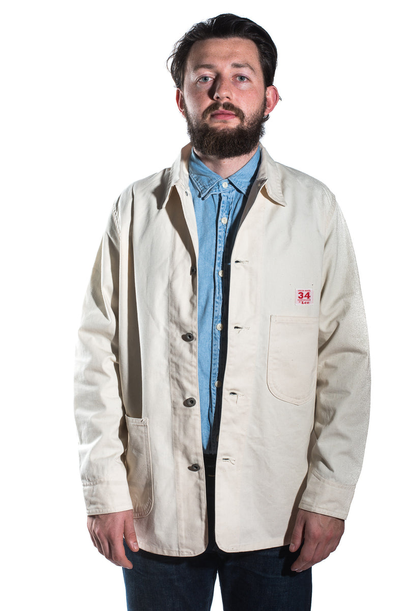 Lee Archives WWII Loco Jacket Natural