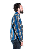 Copper King Dark Check Flannel Shirt