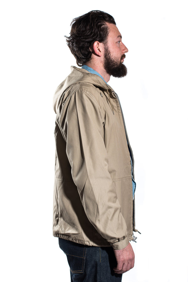 Mighty Mac Aro Deck Jacket Beige