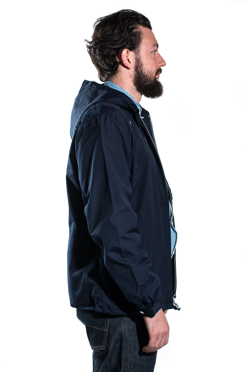 Mighty Mac Aro Deck Jacket Navy