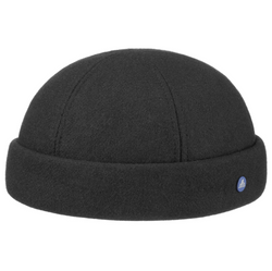 Hammaburg 8820107 Teflon Docker Hat (Black)