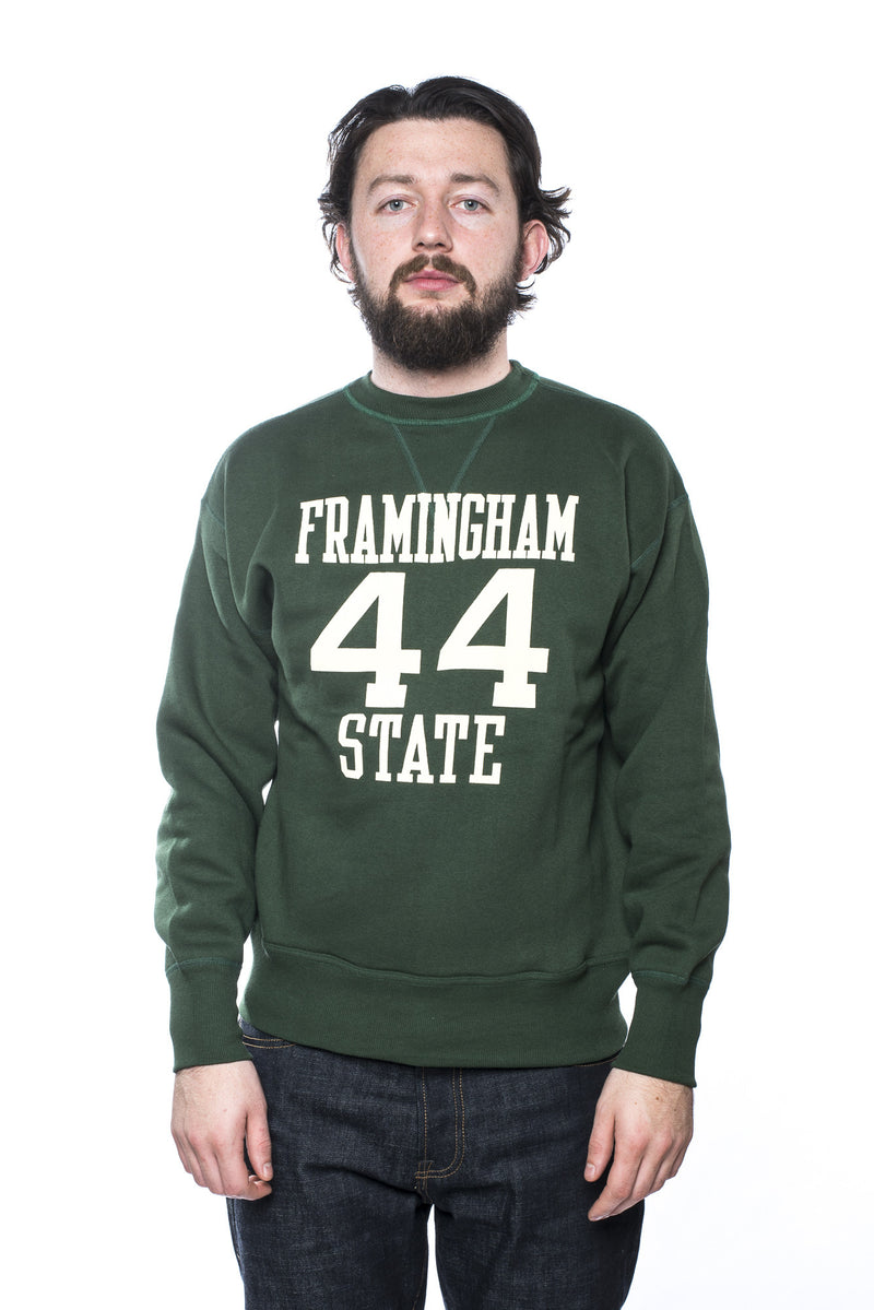 Warehouse Framingham Sweatshirt Green
