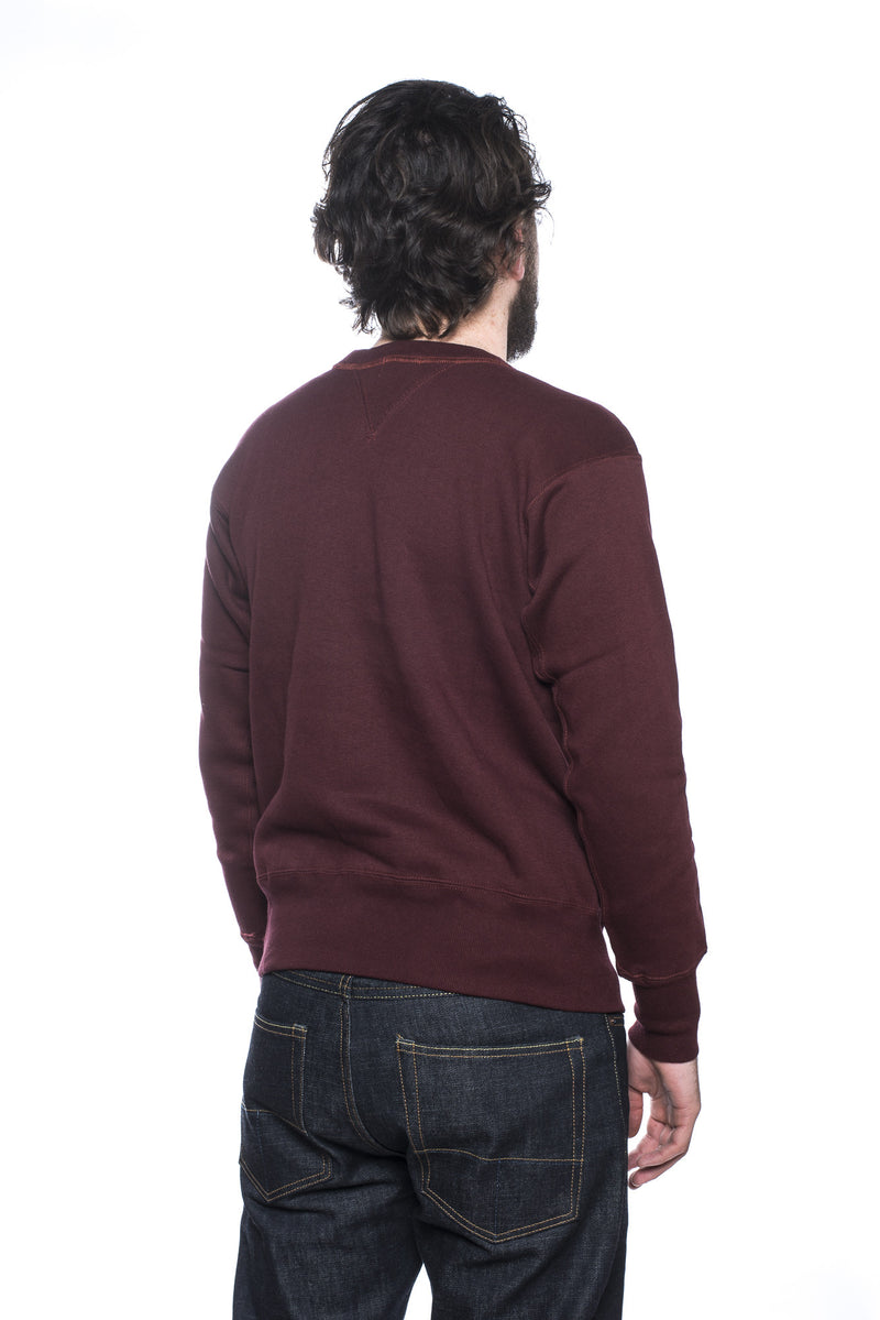 Warehouse 403 Central Regional Sweatshirt Bordeaux