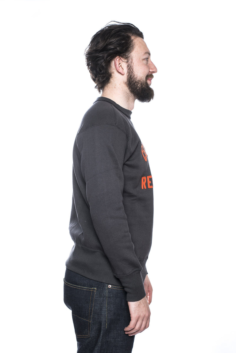 Warehouse 403 Central Regional Sweatshirt Black