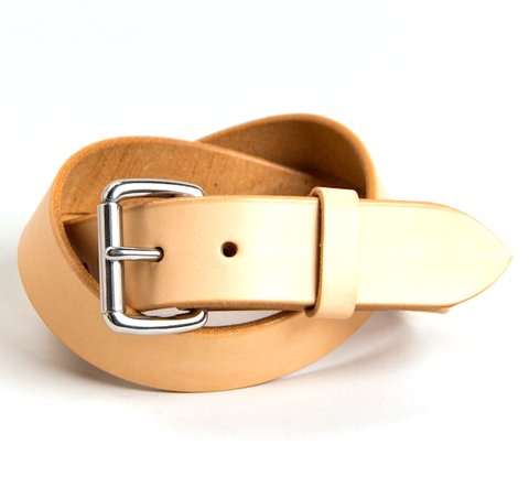 Tanner Goods Standard Belt Natural