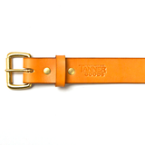 Tanner Goods Standard Belt Saddle Tan
