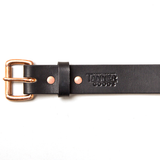 Tanner Goods Standard Belt Black