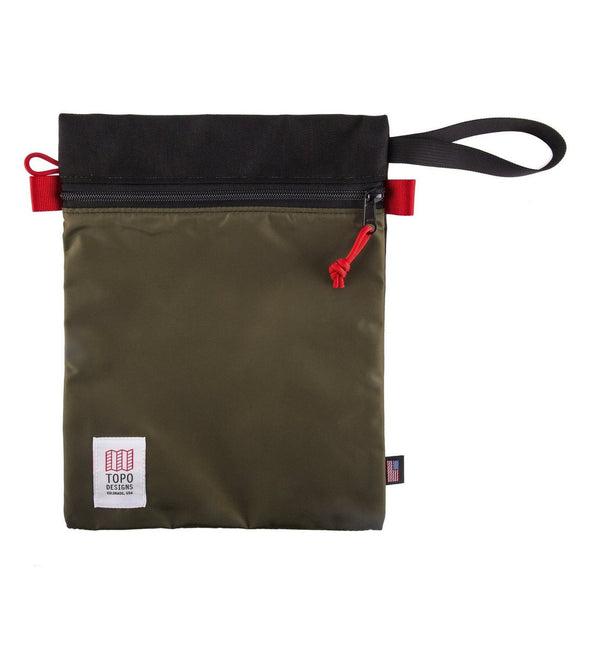 Topo Designs Utility Bag (Olive/Black)