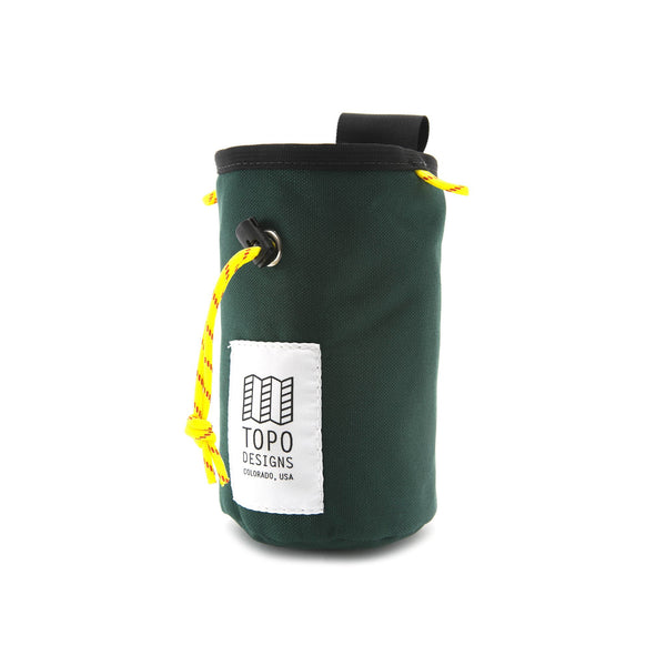 Topo Designs Chalk Bag (Forest)