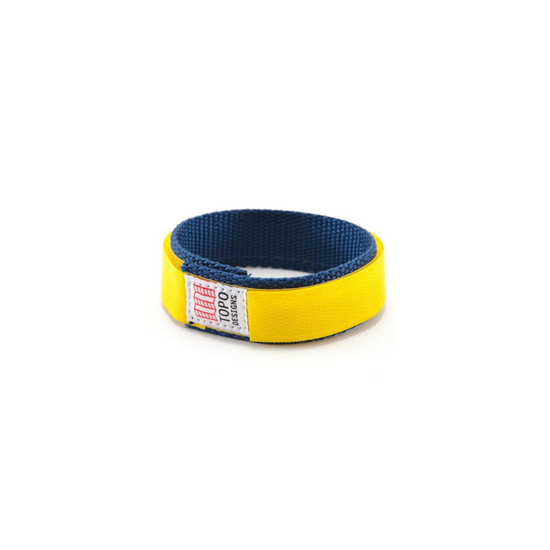 Topo Designs Strap (Yellow/Navy)