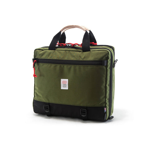 Topo Designs 3-Day Briefcase (Olive)