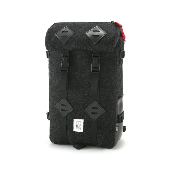 Topo Designs 22L Klettersack (Black Wool)