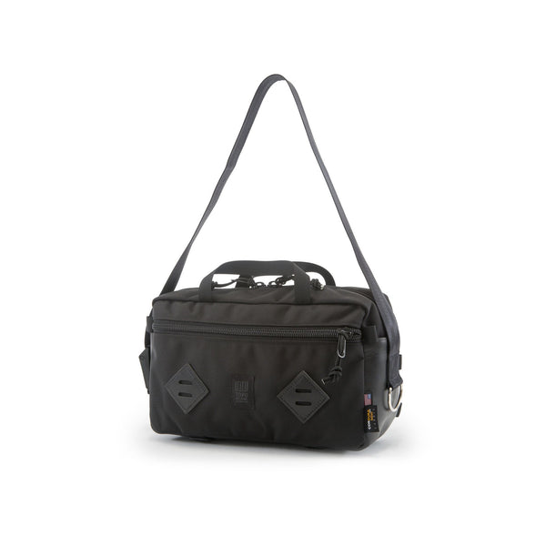 Topo Designs Mini Mountain Bag (Ballistic Black)