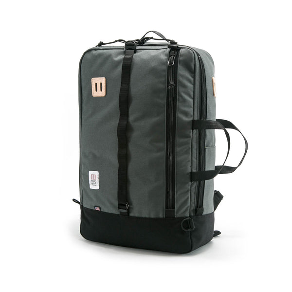 Topo Designs Travel Bag (Charcoal)
