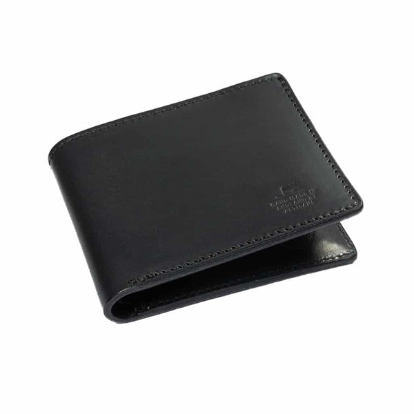 Barnes & Moore Longshore Folding Wallet (Black)