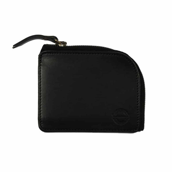 Barnes & Moore Mariners Zip Wallet (Black)